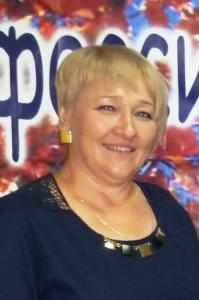 Заместитель директора по ВР Нефедова Надежда Павловна